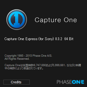 Capture One Pro v8.3.2