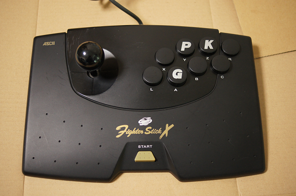Fighter Stick X(ASC-0602C)