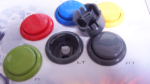 Fighting Stick EX2_頭突き