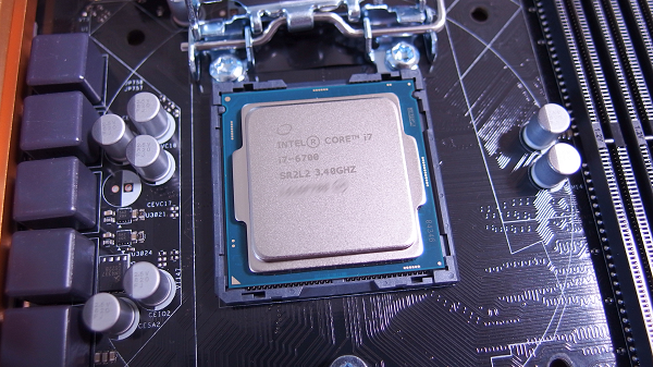 Core i7-6700 on H170M Pro4