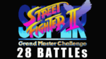 [死闘] 28 BATTLEs Playthrough - SUPER STREET FIGHTER II X(3DO)