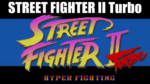 Ryu Playthrough - STREET FIGHTER II Turbo(SNES)