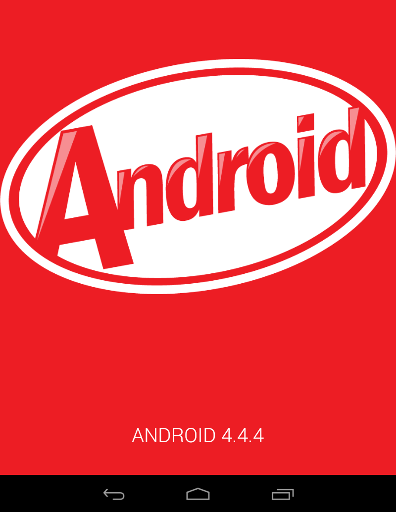 Android4.4.4(KitKat)